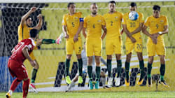 Socceroos Draw With Syria In First Leg Of World Cup