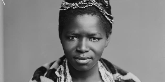 Charlotte Maxeke, 1891.