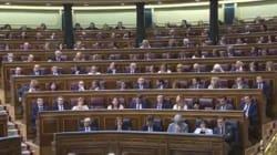 Un diputado del PP vota sí a la moción contra