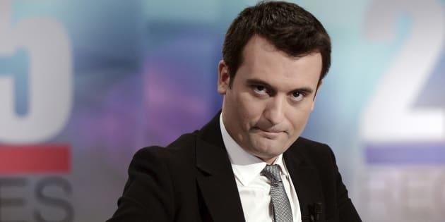 Florian Philippot menace de quitter le FN si le parti abandonne la sortie de l'euro