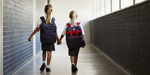 Girls felt most equal at school, but one in three said they did more housework than their brothers.