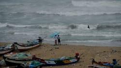 Live: Cyclone Vardah Makes Landfall Killing 2, Heavy Rainfall Likely For The Next 8-12