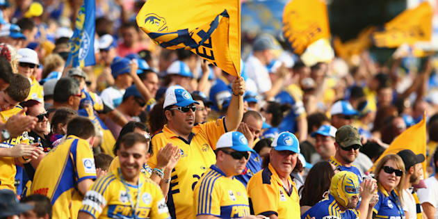 The first charges have been laid in relation to the Parramatta Eels salary cap scandal.