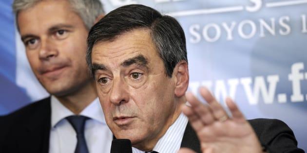 François Fillon pourrait mettre fin aux fonctions de Laurent Wauquiez à la tête des Républicains.