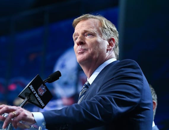 Goodell asks Congress for gambling 'principles'