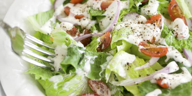 Why The Salad Is Queen Of The 'Unhealthy Healthy Foods'