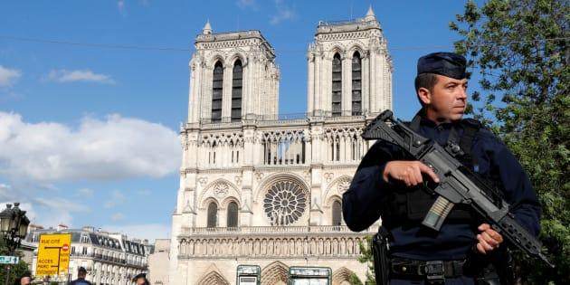 Notre-Dame de Paris: Farid Ikken, l'auteur de l'attaque mis en examen et écroué