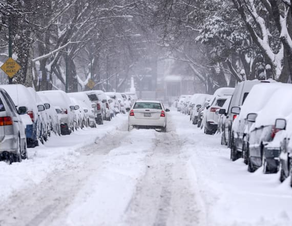 Winter storm to slam Midwest