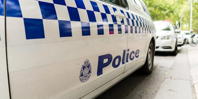 A  pedestrian has been killed by a van in Melbourne.