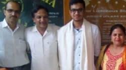 Chandigarh Student Sarvesh Mahtani Tops IIT-JEE