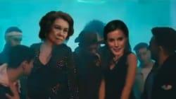 'Late Motiv' convierte a las reinas Letizia y Sofía en Aitana War cantando 'Lo