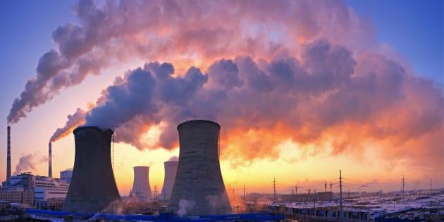 Clima, nuovo record di CO2 nell'atmosfera.