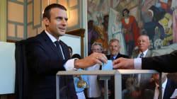 Macron logra la mayoría absoluta en las legislativas
