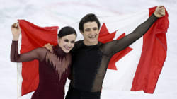 What Tessa Virtue And Scott Moir Might Get Up To After The