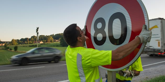 Pourquoi la limitation à 80 km/h n'aura pas l'impact positif prétendu par le gouvernement.