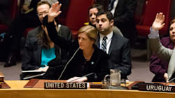 U.S. Allows UN Security Council To Condemn Israeli