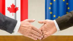L'Accord économique et commercial global entre le Canada et l'UE est entré en