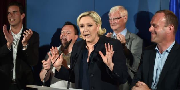 Avec une demi-douzaine d'élus, le Front national n'aura probablement pas de groupe à l'Assemblée mais poursuit son implantation.