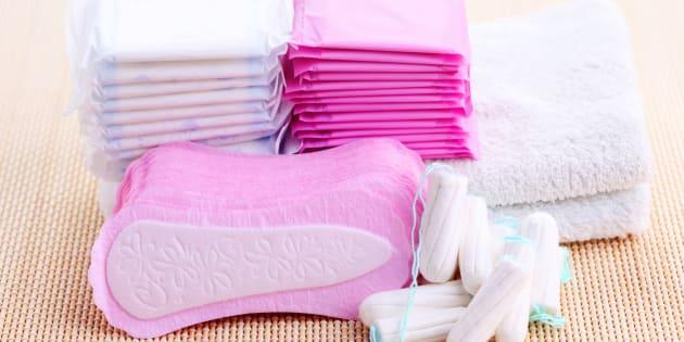 Des collectes de produits hygiéniques pour les femmes sans-abri, organisées les samedis 19 et 26 mai (photo d'illustration)