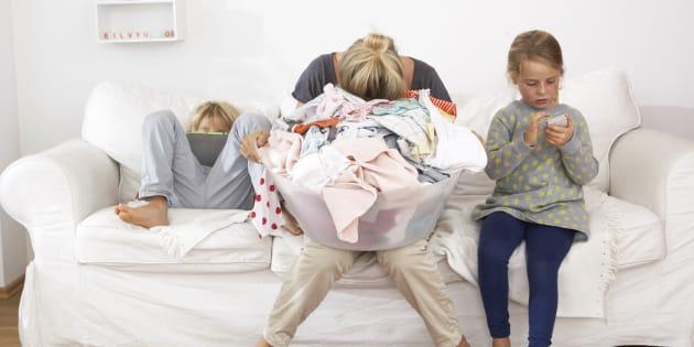 J'en ai marre de me mentir: non, être mère, ça n'est pas que du bonheur.
