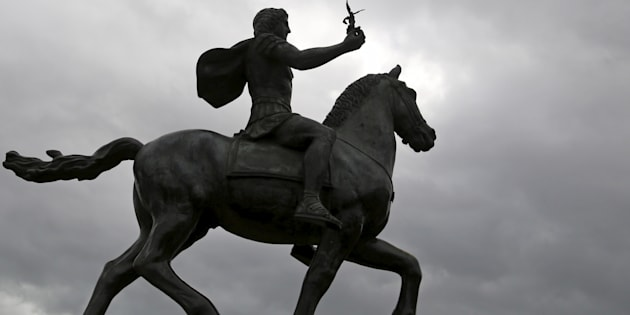 Alexander the Great was one of the most powerful kings of ancient times.