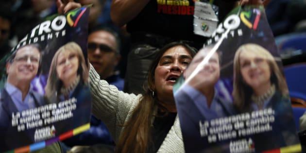 La présidentielle en Colombie brise les codes politiques traditionnels du pays
