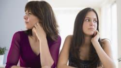 Ce qui pollue le plus souvent les relations entre une mère et son enfant, selon plusieurs