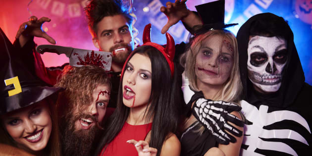 Epic Group Halloween Costumes Other Than 'Game Of Thrones'