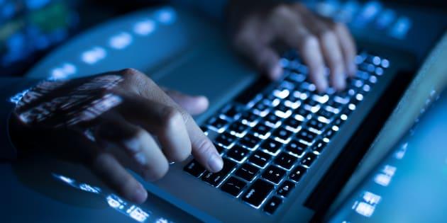 """Sur le """"dark web"""", """"Black Hand"""", l'une des plus importantes plateformes illégales en France a été démantelée"""