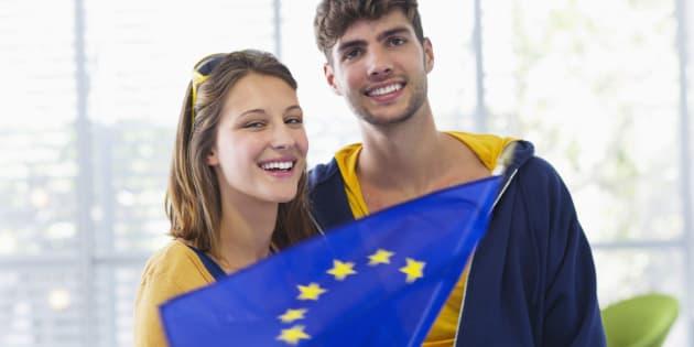 La génération européenne de demain a besoin de soutien aujourd'hui. Illustration.