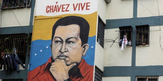 Hugo Chávez morreu em 5 de março de 2013.