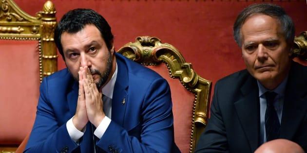Su Gerusalemme capitale e Crimea russa, Salvini irrita la Fa