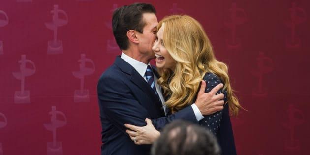 La semana pasada trascendió en la prensa mexicana que con el fin del sexenio, la pareja presidencial también ya estaría tramitando el divorcio.