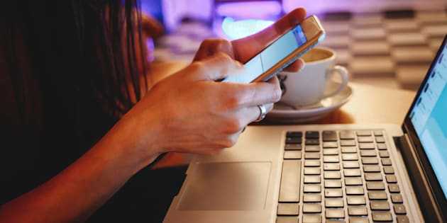 Multitasking? No, you're not.