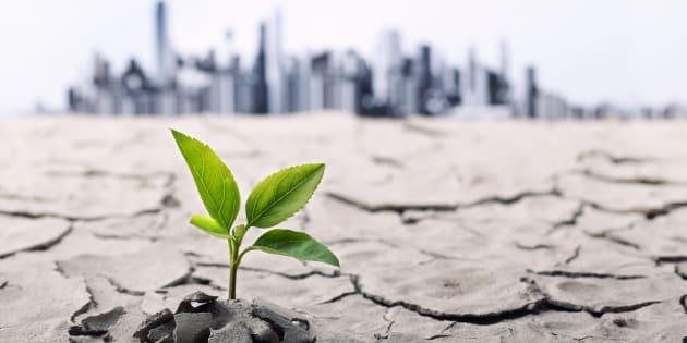 De mai 68 à aujourd'hui, comment l'imagination collective a modifié notre vision du réchauffement climatique.
