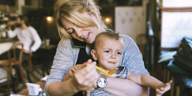 Mes 6 conseils de survie pour se faire un bon resto avec un bébé.