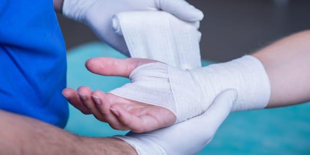 La guérison des plaies est deux fois plus rapide si on se blesse dans la journée, d'après une étude
