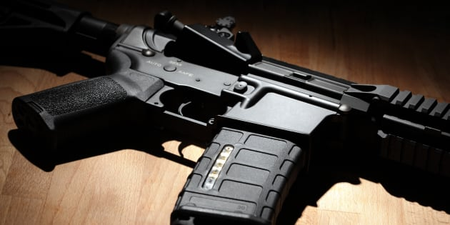 Military style assault rifles have been involved in the Columbine, San Bernardino and Newtown mass shootings in America.