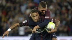L'hommage de Neymar à Matuidi pour son premier but au Parc des