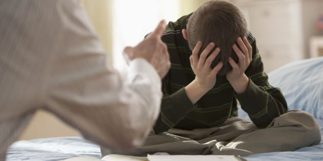 """""""It breaks my heart that we have to teach children that they are not stupid or worthless."""""""