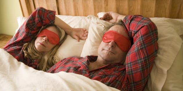 Bed partners often know their partner has it before they do.