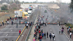 Huachicoleros desatan enfrentamientos en Puebla; hay 10