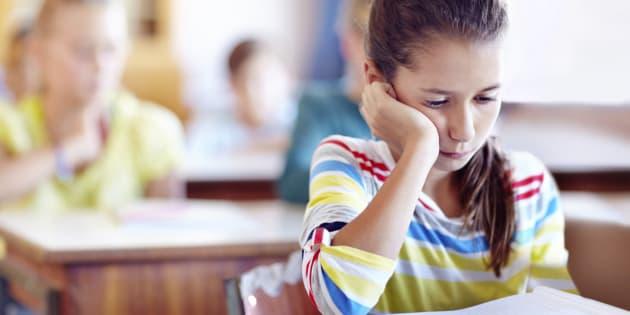 Pour cette mère monoparentale, la garderie scolaire demeure un service hors de prix.