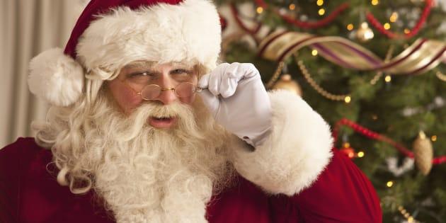 Une belle méthode pour annoncer délicatement à vos enfants que le Père Noël n'existe pas