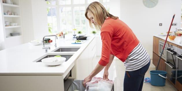 Le zéro déchet à la maison, ce sont souvent les femmes qui s'en chargent et voilà pourquoi ça me pose un problème.