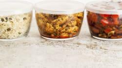 9 consejos para guardar las sobras de comida como un