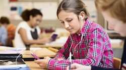 Smartphones Are Dumb In High School