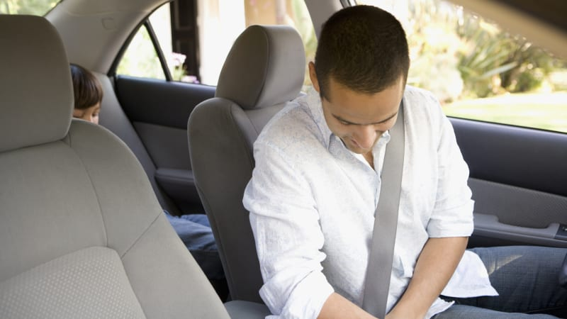 The Cost Of A Seat Belt Violation Autoblog
