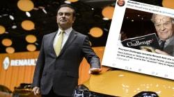 L'explication improbable de Renault pour justifier le rachat du magazine
