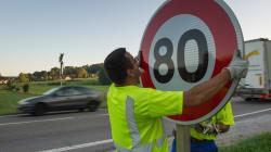 BLOG - Pourquoi la limitation à 80 km/h n'aura pas l'impact positif prétendu par le